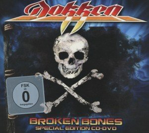 Broken Bones (Ltd.Digipak+DVD)
