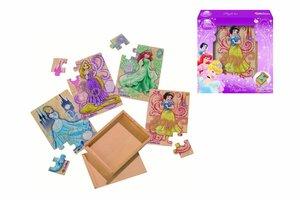 Eichhorn 100003343 - Disney: Prinzessinnen, Puzzle Box