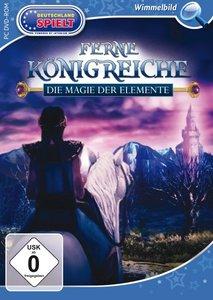 Ferne Königreiche: Die Magie der Elemente (Wimmelbild)