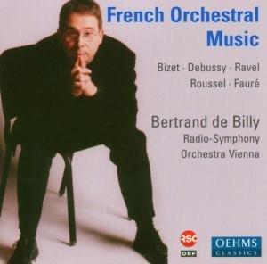 Französische Orchestermusik