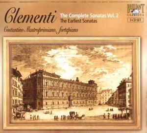 Sämtliche Klaviersonaten für Fortepiano Vol.2