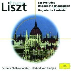 Les Preludes/Ungarische Rhapsodien/+