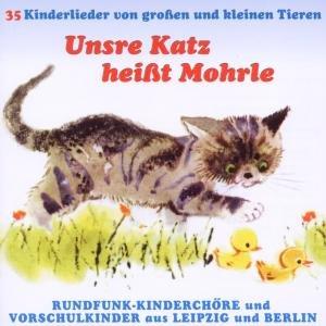 Unsre Katz heiát Mohrle
