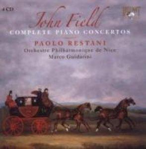 Field: Sämtliche Klavierkonzerte 1-7 (GA)