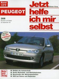 Peugeot 306. Benziner und Diesel ab September '93. Jetzt helfe i