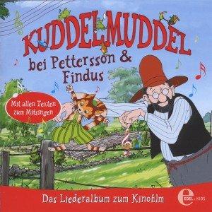Kuddelmuddel bei Pettersson und Findus,Liederalbum