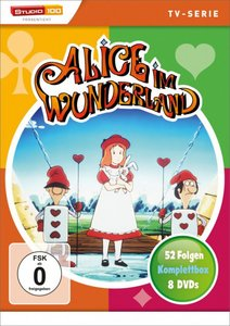 Alice im Wunderland Komplettbox (TV-Serie)