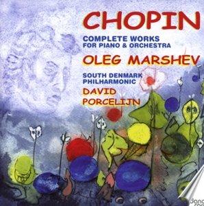 Sämtliche Werke für Klavier und Orchester