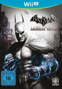 Batman: Arkham City - Armoured Edition
