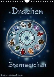 Drachen-Sternzeichen (Wandkalender 2016 DIN A4 hoch)