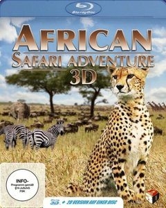 African Safari Adventure 3D (B