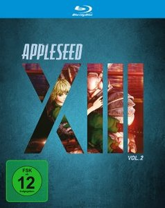 Appleseed XIII-Vol.2 BD
