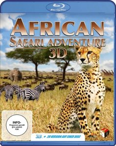 African Safari Adventure 3D (B