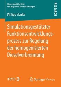 Simulationsgestützter Funktionsentwicklungsprozess zur Regelung