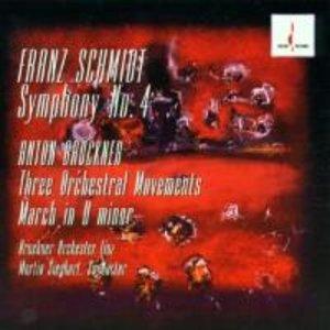 Sinfonie 4/Sätze Für Orchester