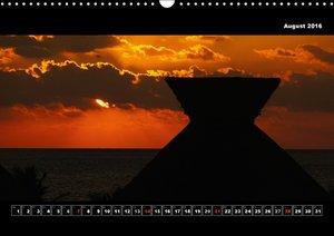 Im Schatten der Sonne (Wandkalender 2016 DIN A3 quer)