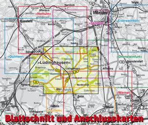 Lüdinghausen & Seppenrade 1 : 15 000