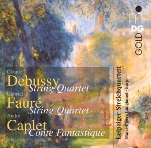 Conte Fantast./Str.Quartette
