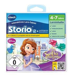 Vtech 80-232004 - Storio 2 Lernspiel, Sofia