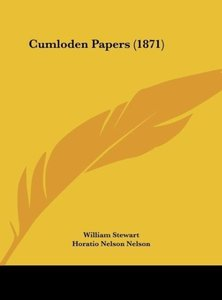 Cumloden Papers (1871)