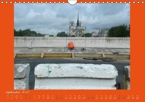 Paris travaille (Calendrier mural 2015 DIN A4 horizontal)
