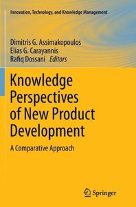 Knowledge Perspectives of New Product Development