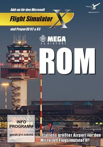 Flight Simulator X - Mega Airport Rom