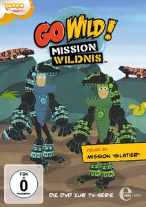 (21)DVD z.TV-Serie-Mission Gilatier
