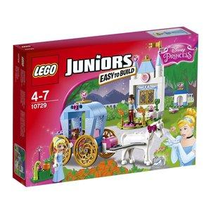 LEGO Juniors 10729 - Cinderellas Märchenkutsche