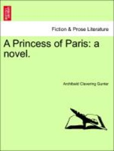 A Princess of Paris: a novel.