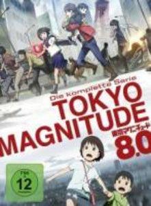 Tokyo Magnitude 8.0-Die komplette Serie