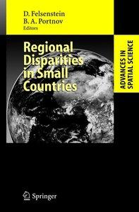 Regional Disparities in Small Countries