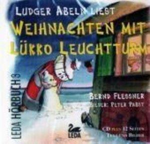 Weihnachten mit Lükko Leuchtturm. CD