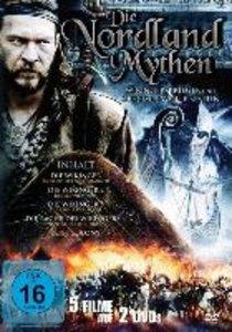 Die Nordland-Mythen - Wikinger, Krieger und geheimnisvolle Besti