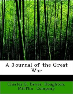 A Journal of the Great War