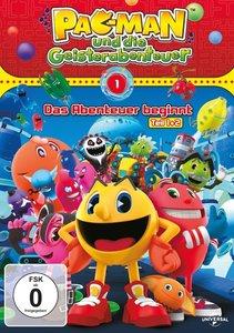 Pac-Man und die Geisterabenteuer Vol.1