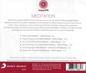 entspanntSEIN-Meditation-Der Weg zur inneren R
