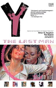 Y: The Last Man 06. Girl on Girl