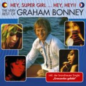 Hey,Supergirl...Hey,Hey!!/The Very Best Of