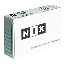 Adlung Spiele - Nix