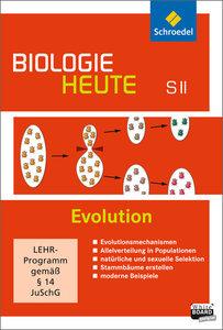 Biologie heute. Sekundarstufe 2. Evolution. CD-ROM