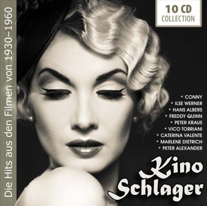 Kino Schlager-Hits aus den Filmen von 1930-1960
