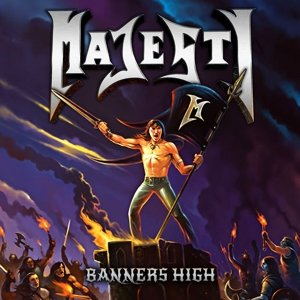 Banners High (Ltd.First Edt.)