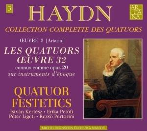 Les Quatuors op.20