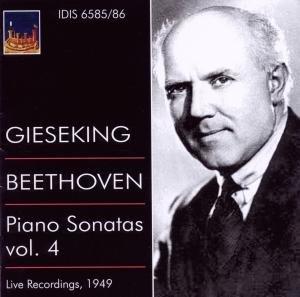 Die Klaviersonaten vol.4