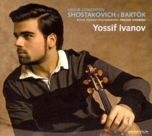 Violin Concertos Shostakovich/Bartok
