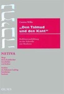 """""""Den Talmud und den Kant"""""""