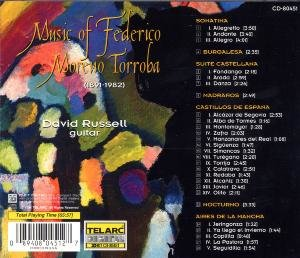 Music Of Frederico Torraba