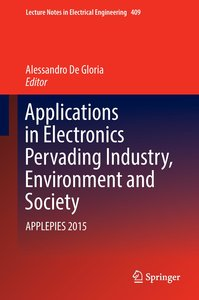Applications in Electronics Pervading Industry, Environment and