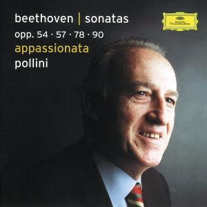 "Klaviersonate 57 ""Appassionata""/Opp.54/78/90"
